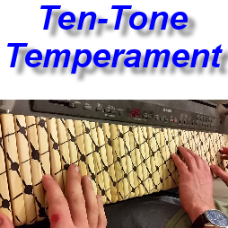 Ten-Tone Temperament Disks (ASR-10)