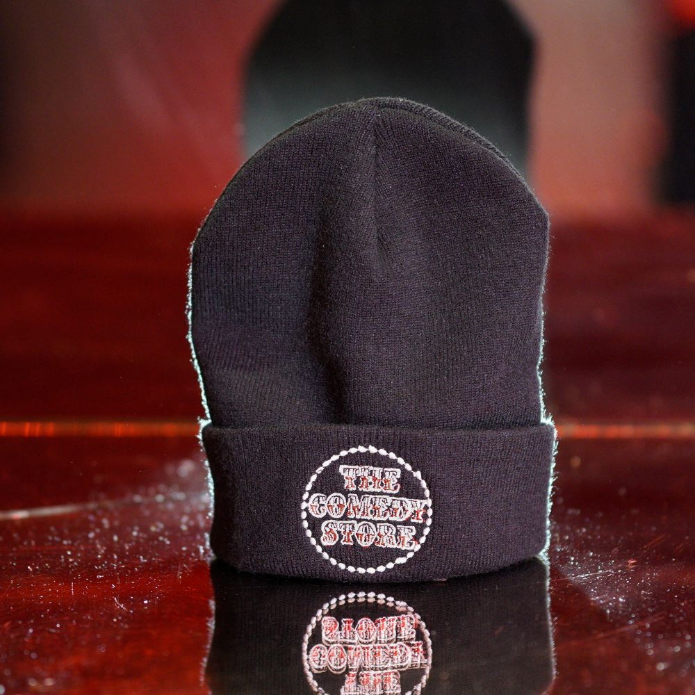 comedy store knit cap