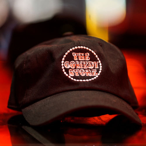Comedy Store Logo Hat