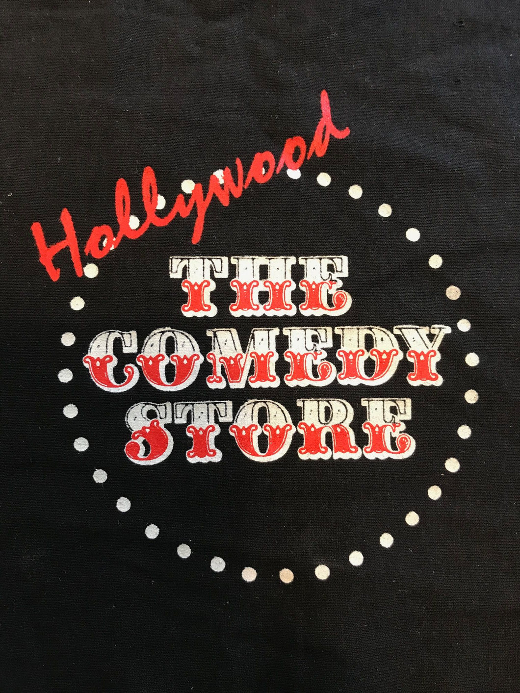 Hollywood Logo T-Shirt