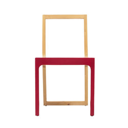 Open Rectangle Chair
