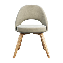 Rounded Padded Chair