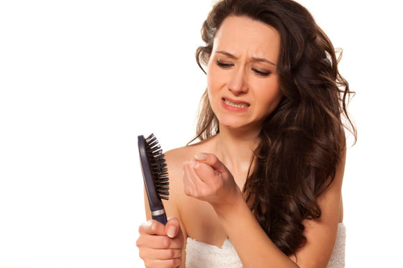 Top 10 causes of Hair Loss