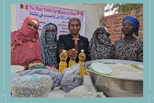Wzena Hope Centre for women in Chad