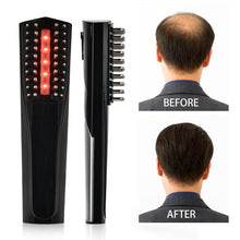 Load image into Gallery viewer, Electric Laser Hair Growth Comb Anti Hair Loss