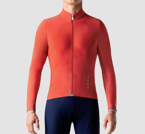 PSN Thermal Jersey Red Clay