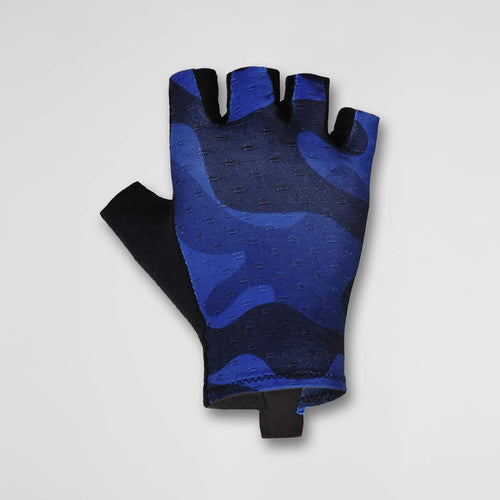Camou Gloves Blue