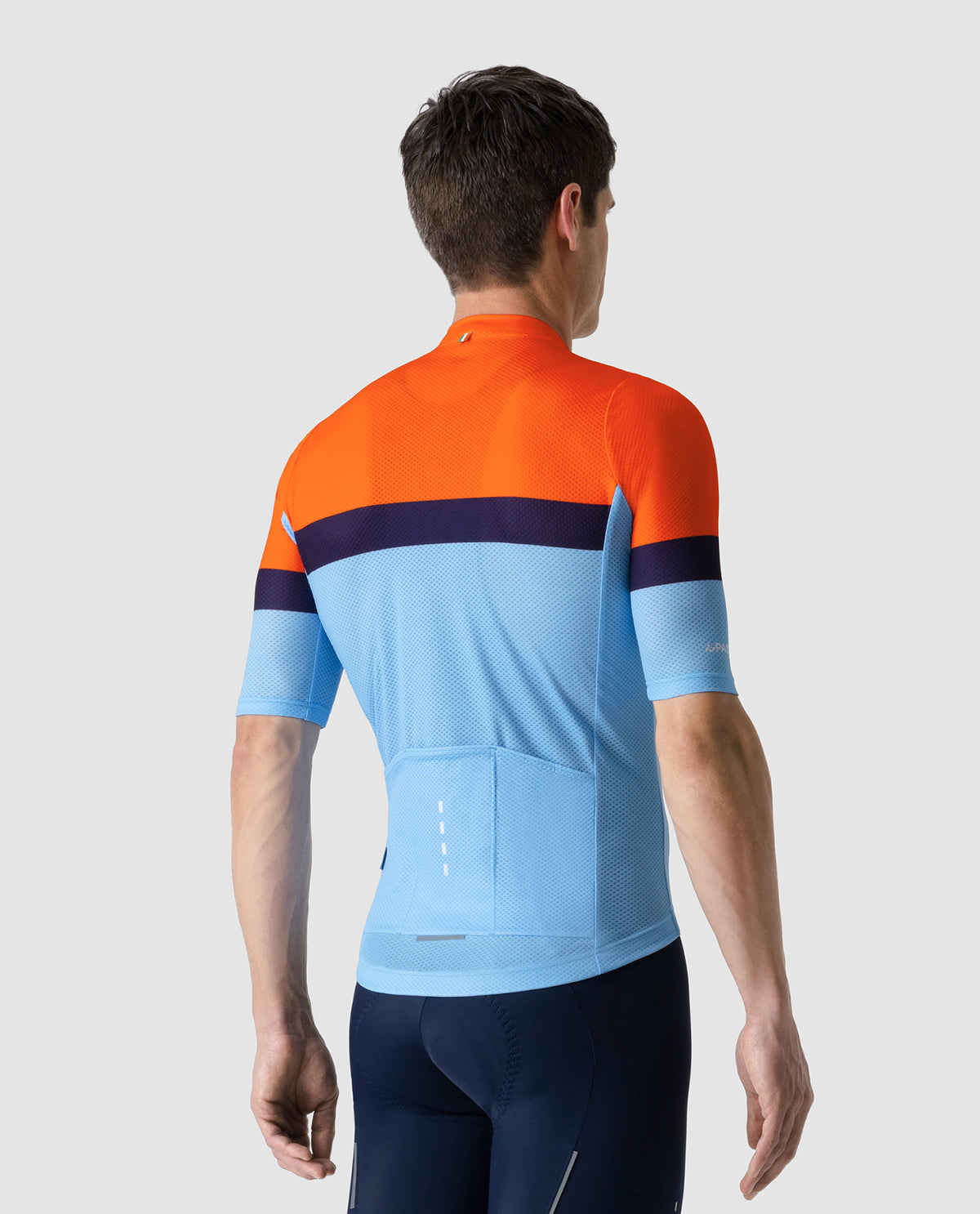 Livery Jersey GT Orange/Zenith