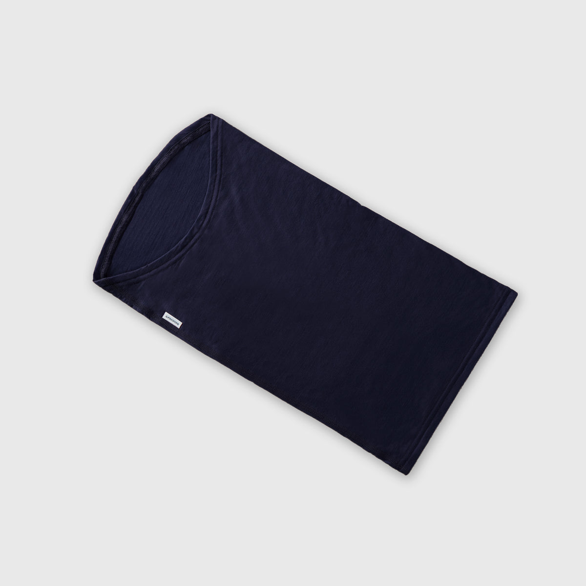 Merino Neck Warmer Blue
