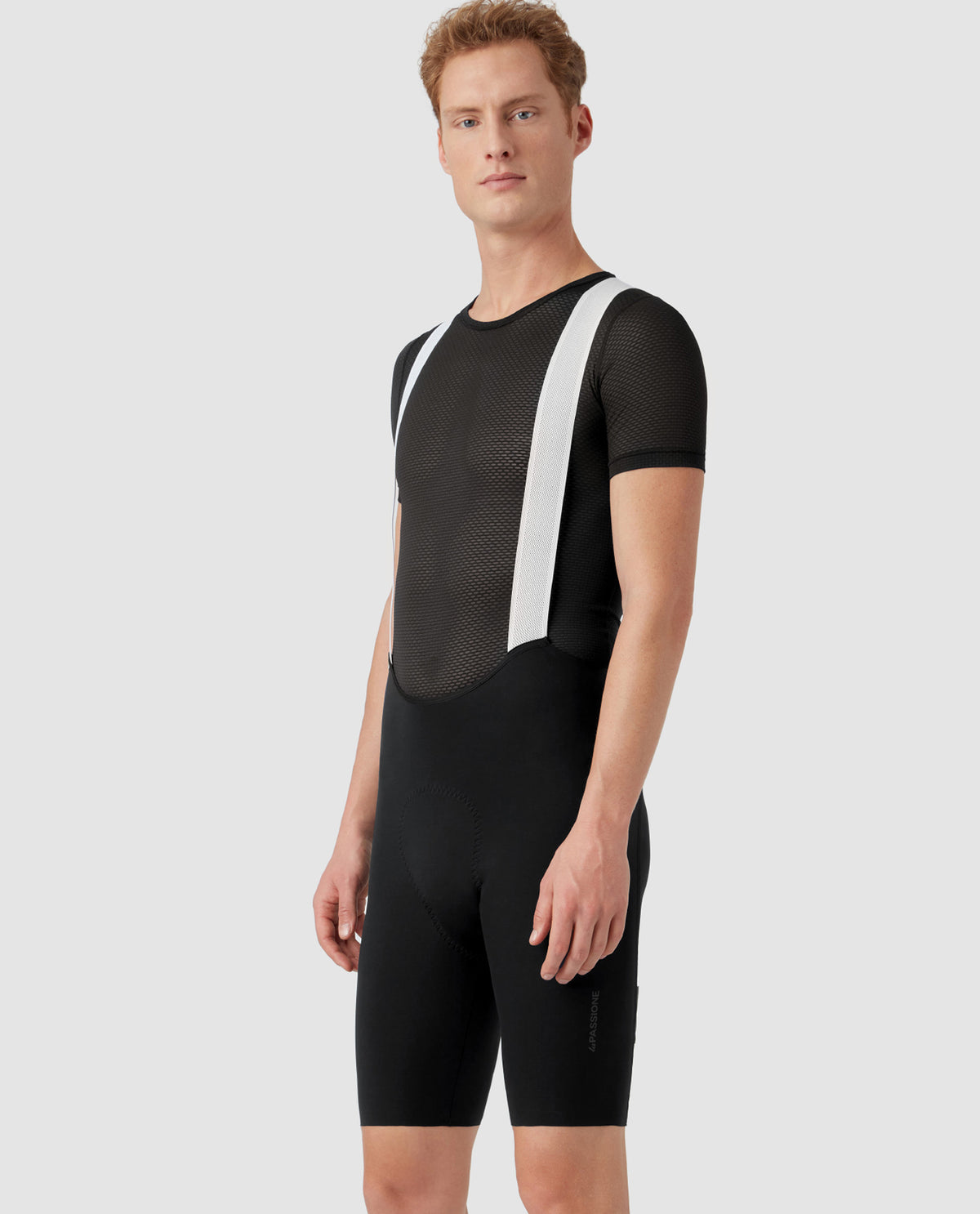 Minimal Bib Shorts Black
