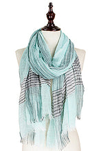 Load image into Gallery viewer, LUREX DECO Scarf