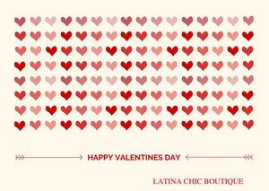 Latina Chic Gift Cards