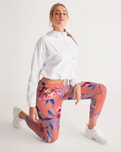 Load image into Gallery viewer, Love Me Flowers Women's Track Pants