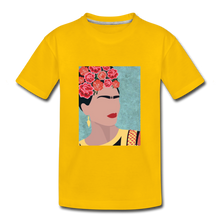 Load image into Gallery viewer, Kids' Premium T-Shirt - sun yellow