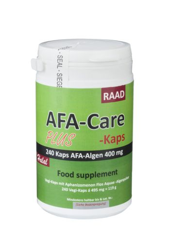 AFA-Care Plus Kaps 240 capsules