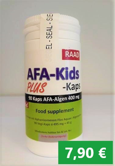 AFA-Kids Plus Kaps 90 capsules