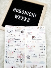 Load image into Gallery viewer, Spring is Near || Hobonichi Techo Weeks
