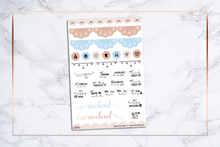 Load image into Gallery viewer, Around the House (Matte Only) || For Erin Condren Vertical