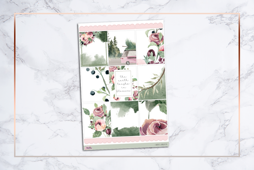 Earth's Laughter || For Erin Condren Vertical