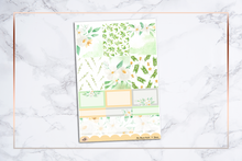 Load image into Gallery viewer, The Flower Patch || For Erin Condren Vertical