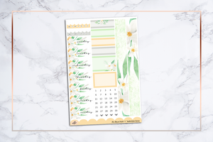 The Flower Patch || Classic Happy Planner
