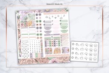 Load image into Gallery viewer, Flowers are Blooming || Hobonichi Techo Weeks
