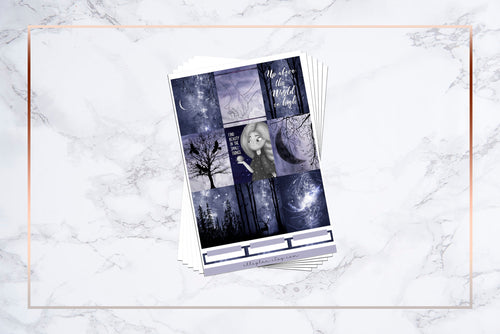 Constellations || For Erin Condren Vertical