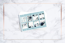 Load image into Gallery viewer, Delicate Flower || Erin Condren Horizontal