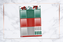 Load image into Gallery viewer, Merry Mistletoe || For Erin Condren Vertical