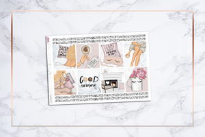 It's a New Day || Erin Condren Horizontal