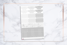 Load image into Gallery viewer, Serene | For Erin Condren Vertical