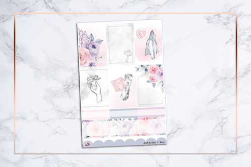 Smell the Roses || Classic Happy Planner