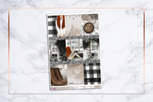 Load image into Gallery viewer, Sweet Plaid || For Erin Condren Vertical
