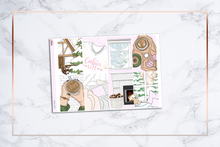 Load image into Gallery viewer, Winter Cabin || Happy Planner