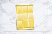 Load image into Gallery viewer, Yellow Things | For Erin Condren Vertical