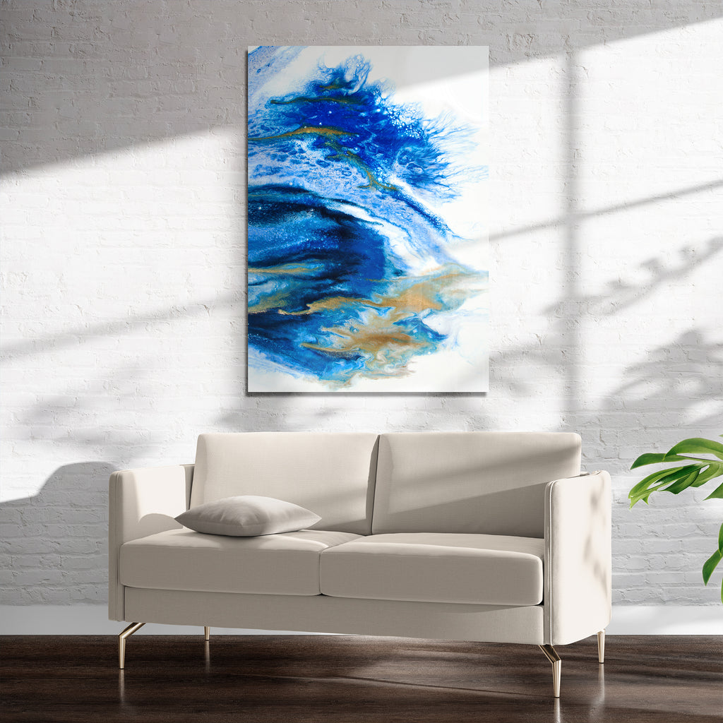 LAPIS Art on Acrylic By Alyson McCrink
