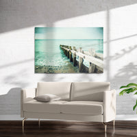 JETTY Art on Acrylic By Bomobob