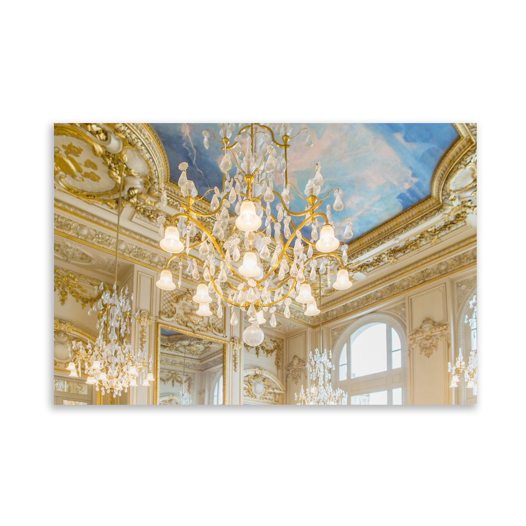 MUSEE D'ORSAY RESTAURANT Art on Acrylic By David Phillips