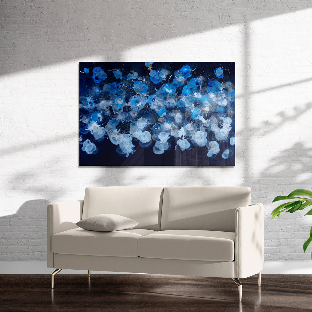JELLYFISH 329 Art on Acrylic By Christina Twomey