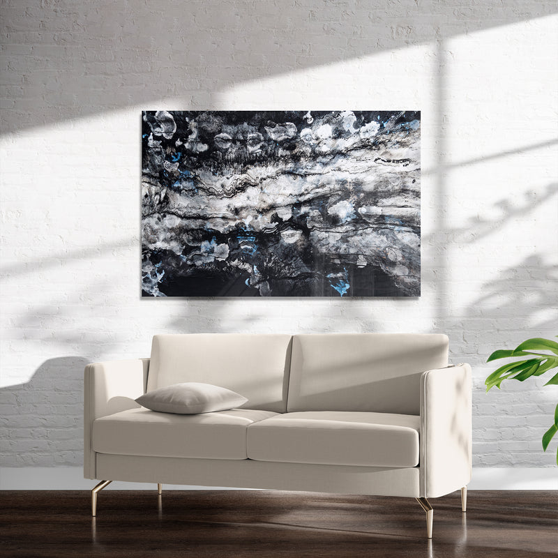MOONLIGHT Art on Acrylic By Christina Twomey