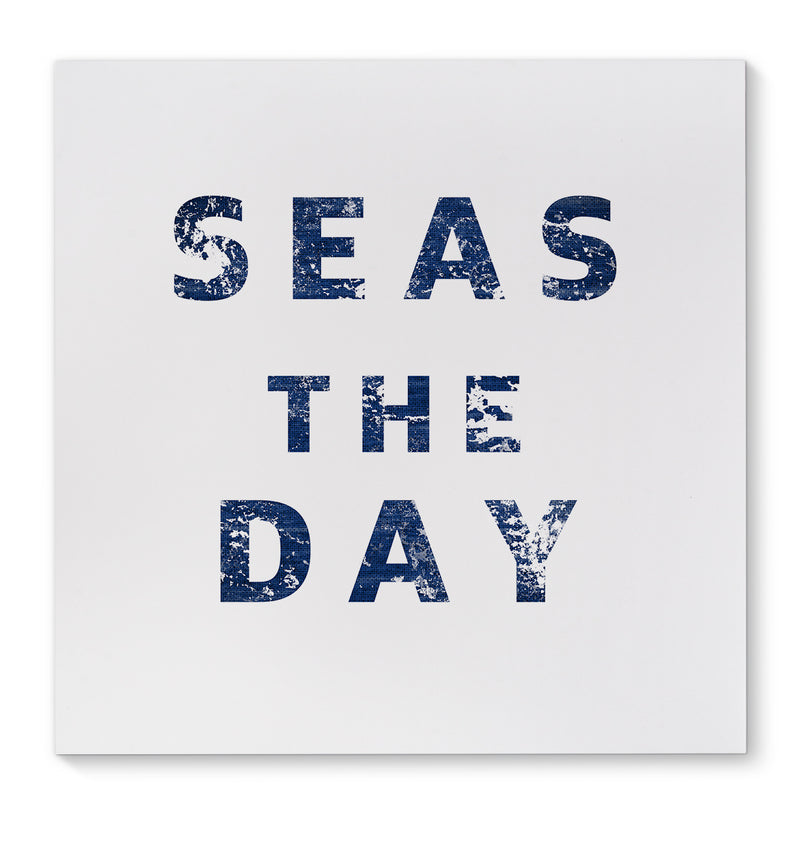 SEAS THE DAY Canvas Art By Terri Ellis