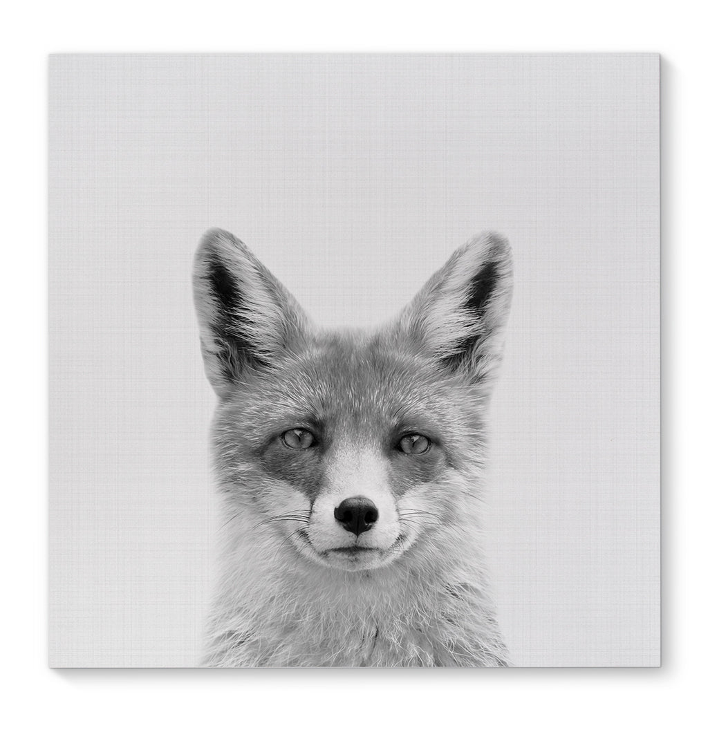 FOX Canvas Art By Vivid Atelier