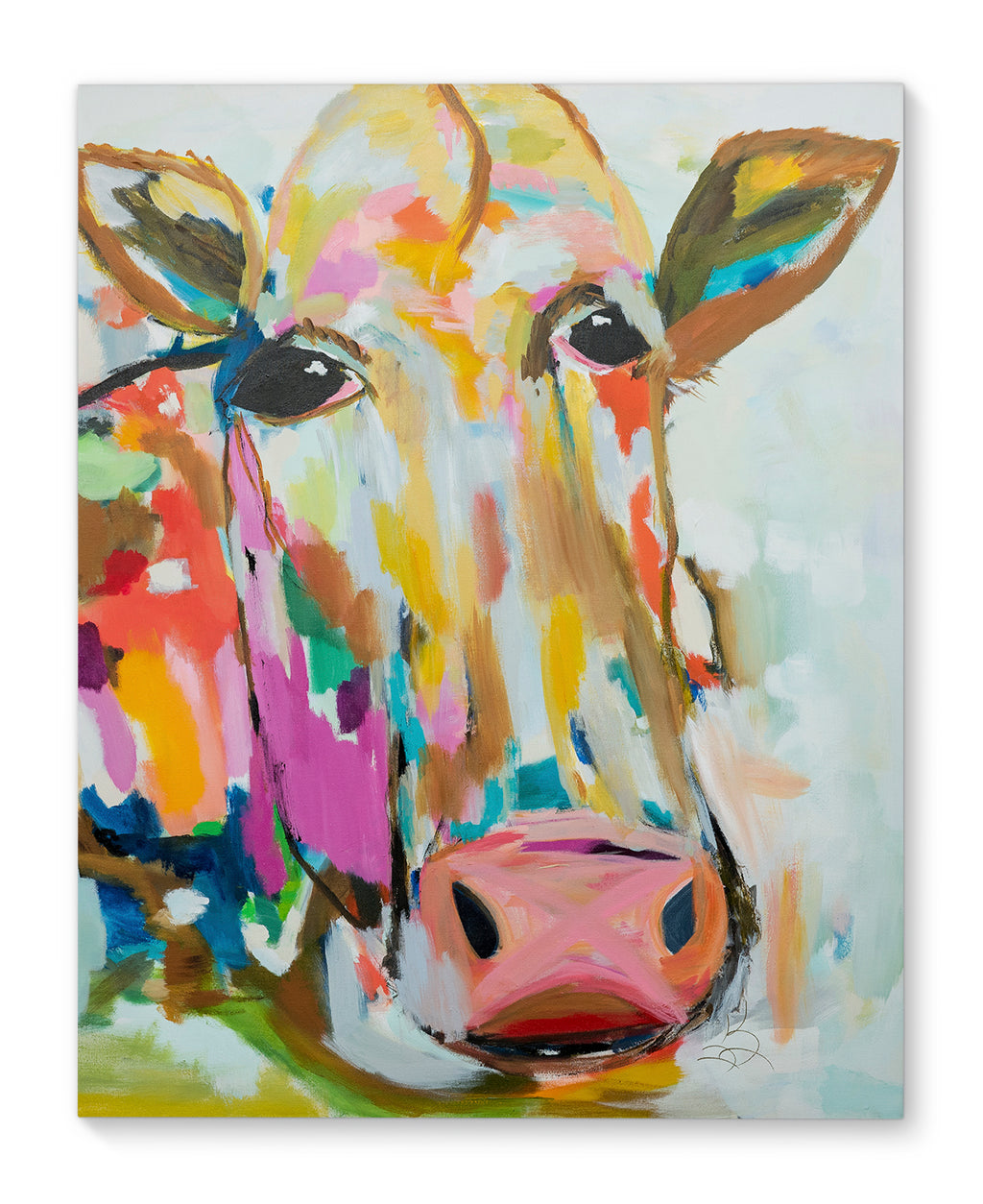 LOOSE MILK  Canvas Art By Susan Skelley