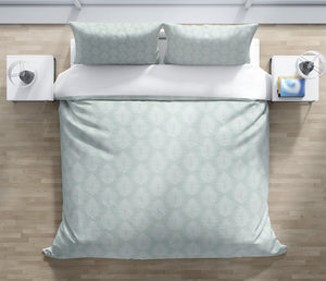 PALMETTO GREEN Duvet Cover Set By Kavka Designs