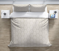PALMETTO TAUPE Duvet Cover Set By Kavka Designs
