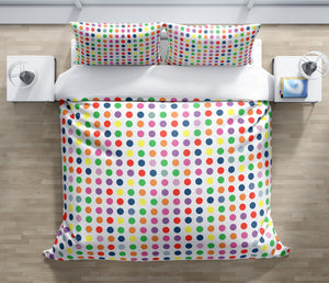 TWISTA PRIMARY Duvet Cover Set By Kavka Designs