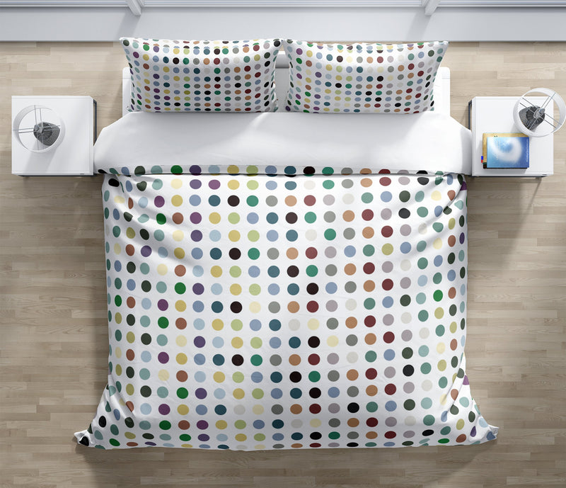 TWISTA WARM Duvet Cover Set By Kavka Designs