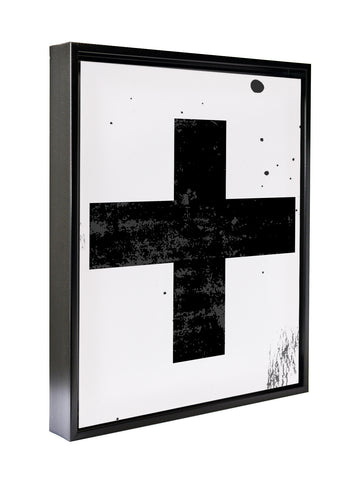 CROSS Premium Framed Gallery Wrap By Honeytree Prints