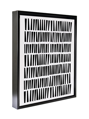 LINES Premium Framed Gallery Wrap By Honeytree Prints
