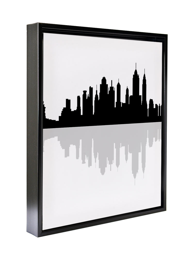 NEW YORK CITY Premium Framed Gallery Wrap By Honeytree Prints